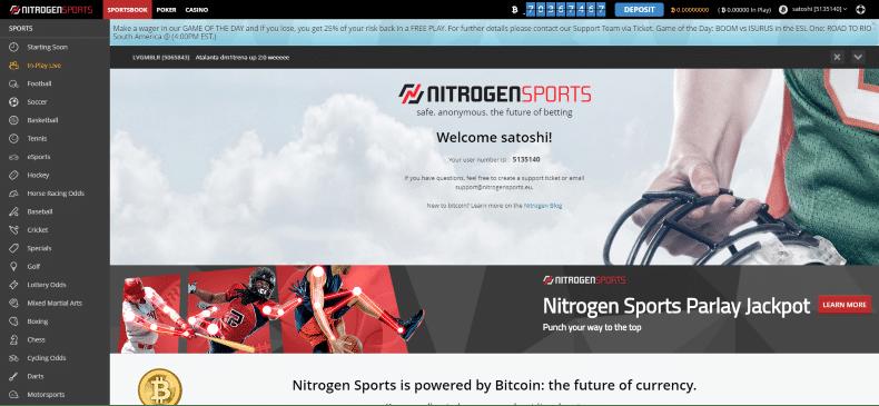 Nitrogen Sports Review